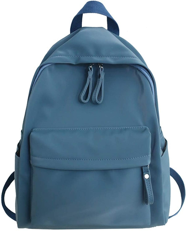 Women Backpacks Waterproof Nylon School Bag for Teenager Girl Female Backpack