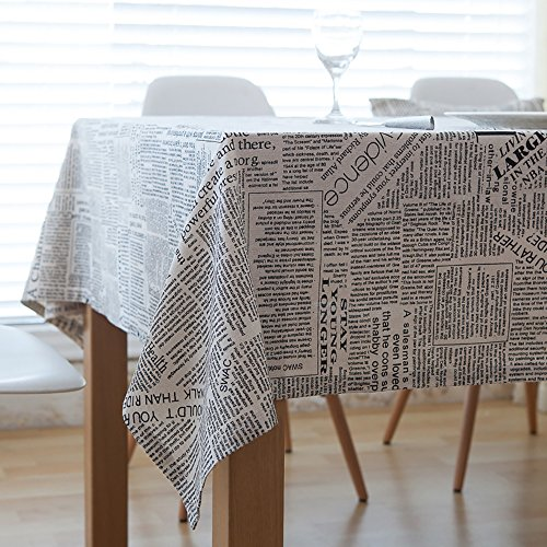 - Retro Cotton Table Cover Outdoor Tablecloth For Picnic Square Table 55x55