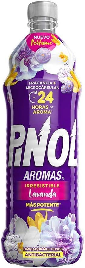 Pinol Limpiador Antibacterial Lavanda 828 ml