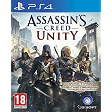 Assassin's Creed: Unity Special Edition (PS4) (UK)