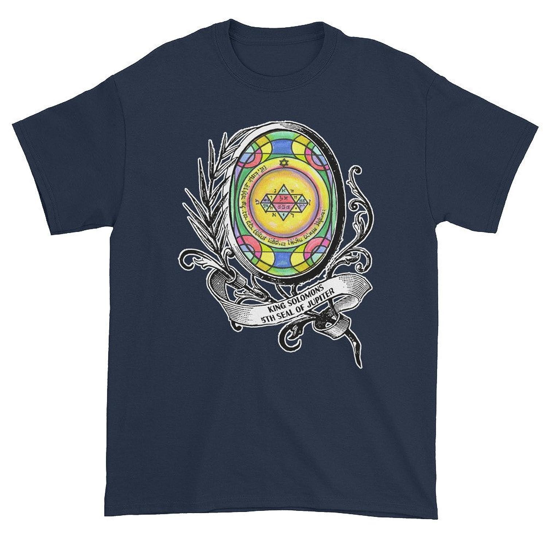 Solomon Jupiter 5 for Psychic Visions Unisex T-shirt