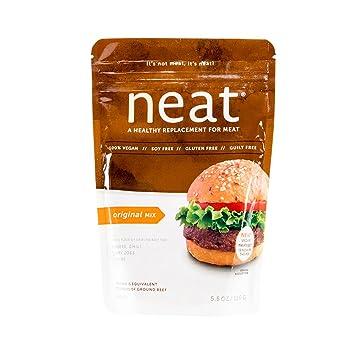 Neat - Gluten-Freie Fleisch-Wiedereinbau-Vorlage - 5.5 Unze.: Amazon ...