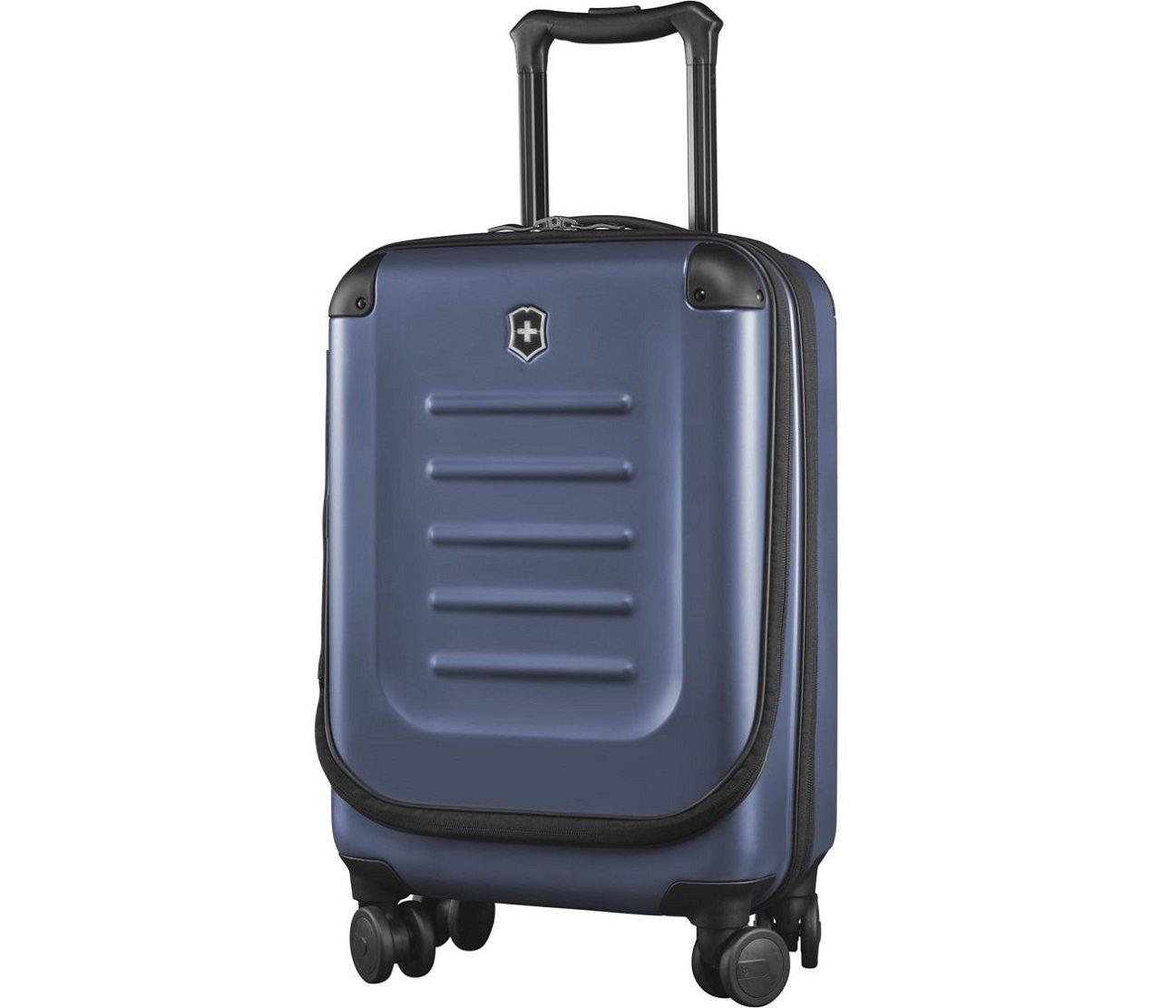[ビクトリノックス] Victorinox 公式 Spectra Expandable Compact Global Carry-On 保証書付 B01GC603TS ネイビー ネイビー