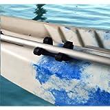 Brocraft Kayak Track Mount Paddle Holder/Kayak Paddle Holder/Kayak Paddle Clip