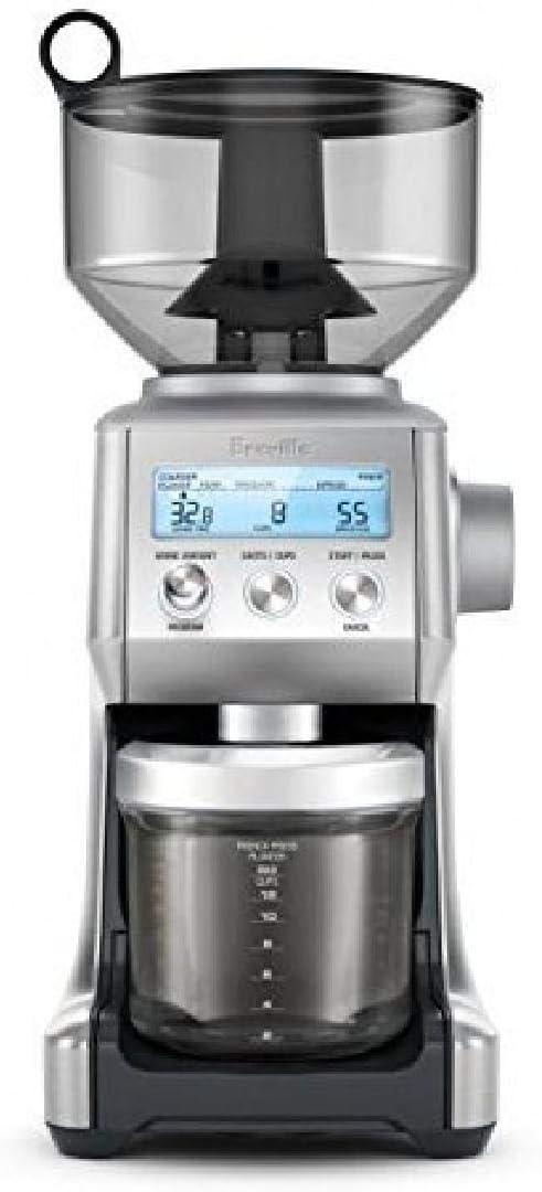 breville coffee grinder manual