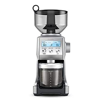 Breville Smart Coffee Grinder For Espresso