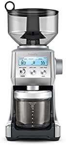 Breville The Smart Grinder Pro Coffee Bean Grinder, Brushed Stainless Steel