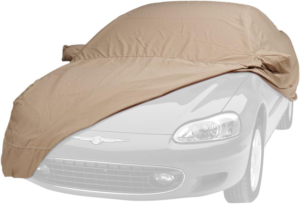 Sky Blue Covercraft Custom Fit Sunbrella Series Car Cover