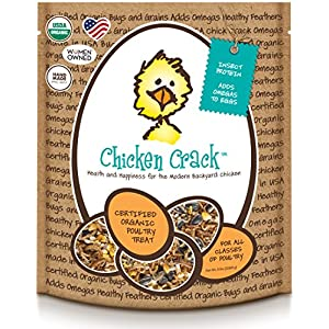 Treats For Chickens Certified Organic  Crack Treat, 5-Pound 34