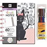 Create 365 Classic Happy Planner – Happy Notes – One of a Kind + Uchida Le Pen 0.3mm Pen 4 Pack