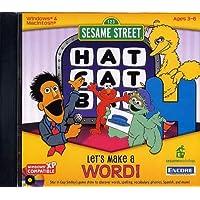 Sesame Street Let's Make A Word