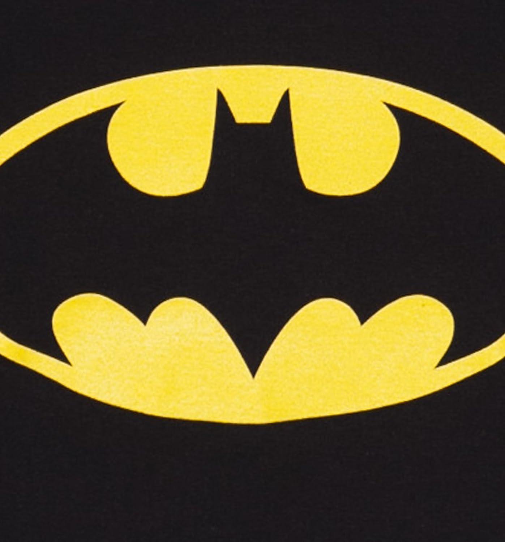 Amazon womens black batman logo dc comics t shirt clothing buycottarizona