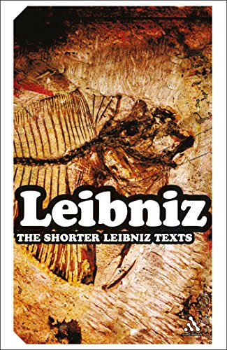 The Shorter Leibniz Texts: A Collection of New Translations (Continuum Impacts)