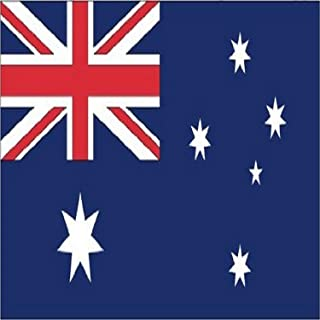 product image for Annin Flagmakers Model 190396 Australia Flag 3x5 ft. Nylon SolarGuard Nyl-Glo 100% Made in USA to Official United Nations Design Specifications.