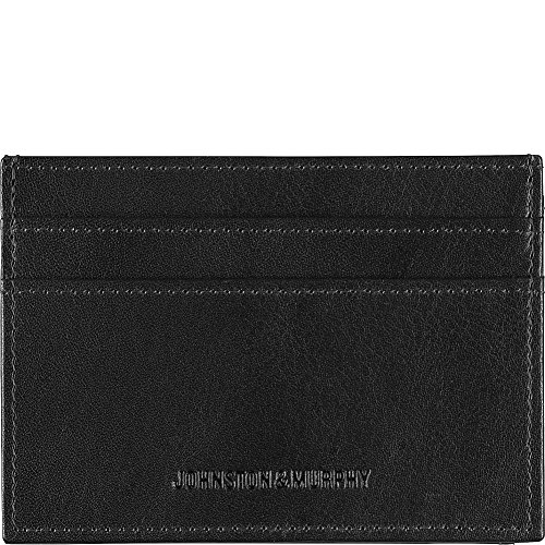 Johnston & Murphy Billfold - Johnston & Murphy Weekender Case (Black)