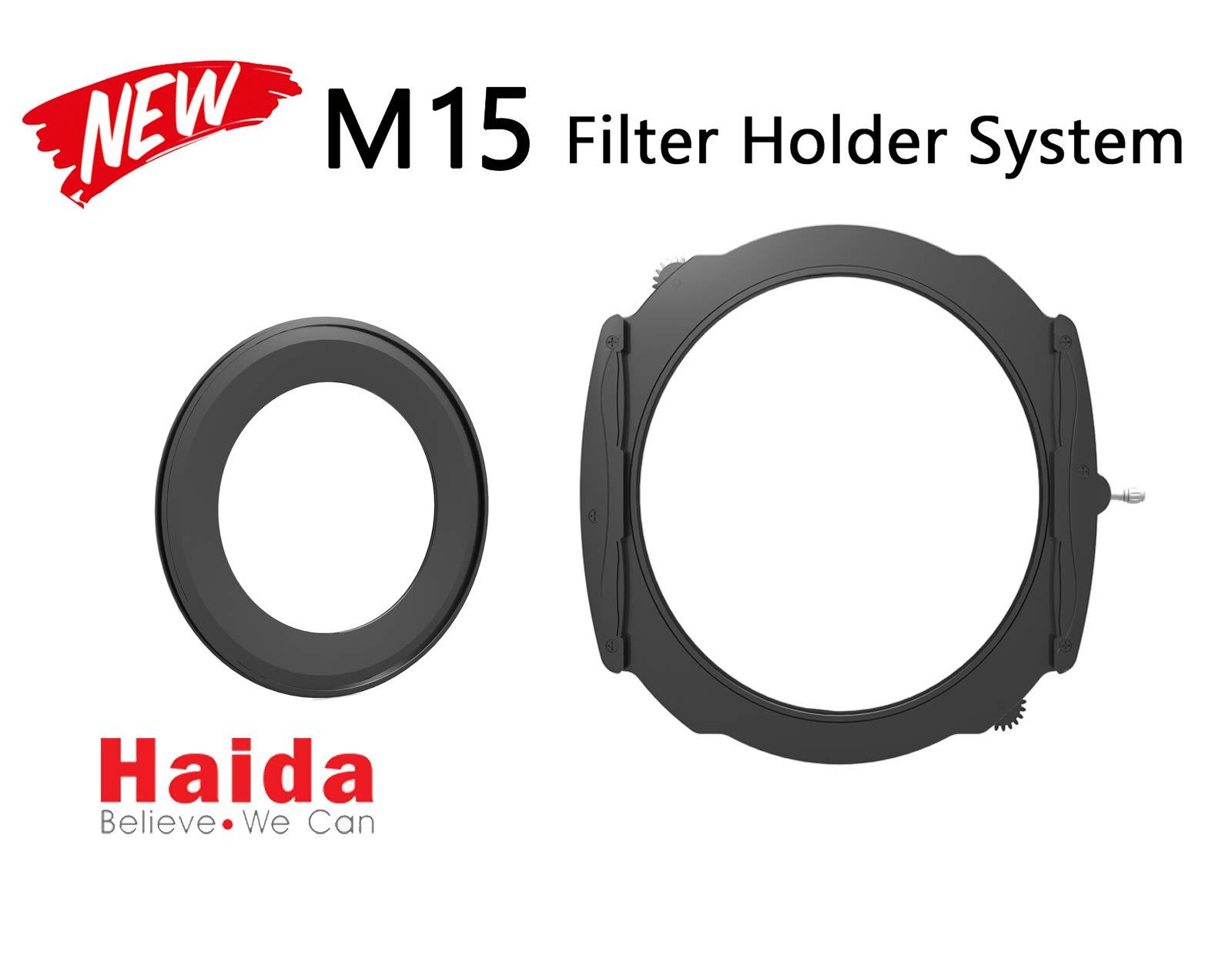 Haida M15 Filter Holder System for Tamron 15-30mm 150mm Filter System