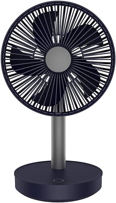 SU/&YUPortable Fan USB Mini Electric Fan Quiet Operation Fan 3-Speed Wind Adjustable