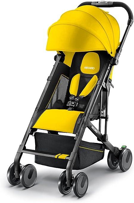 RECARO Easylife Elite - Silla de paseo compacta, color sunshine ...