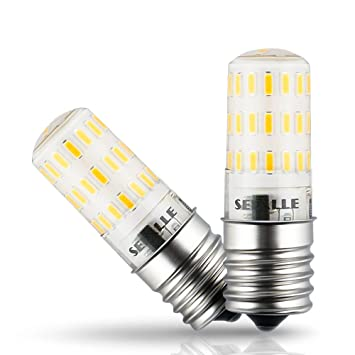 Amazon.com: E17 - Bombilla LED (luz blanca cálida): Home ...