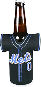 MLB New York Mets Blue Sports Fan Cold Beverage Koozies, Team Color, One Size