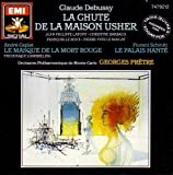 Debussy: La Chute de la Maison Usher (The Fall of the House of Usher) / Caplet: Conte Fantastique (Fantastic Tale) / Schmitt: Etude pour 'Le Palais Hante' (Study for 'The Haunted Palace') op. 49