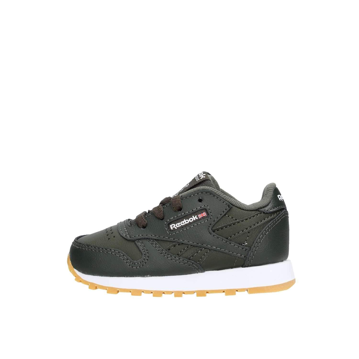 Reebok Classic Leather kids (Gum Dark CypressWhite)