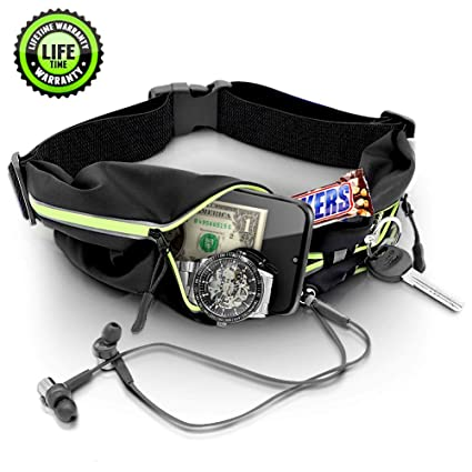 Angles Sport Waist Pack Fanny Pack Adjustable For Hike