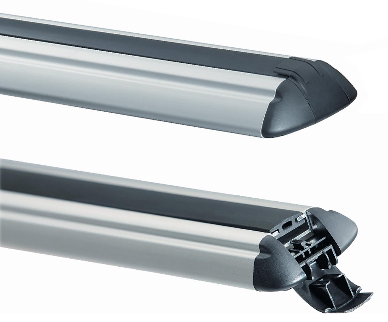 5 Porte dal 2019 Barre Portapacchi in Alluminio Trek CC Citroen C5 Aircross