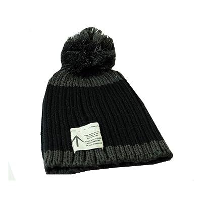 ABBY Enfants chapeau coréens sort couleur flèche marque bonnet de laine garçons et filles bébé couverture tricotée