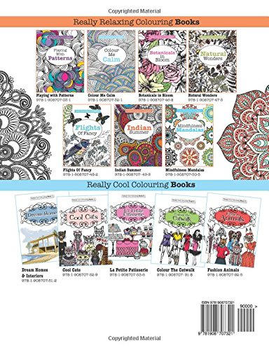 amazoncom really relaxing colouring book 2 colour me calm really relaxing colouring books volume 2 9781908707321 elizabeth james books - Color Me Books