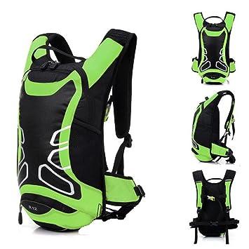 Lerway MTB - Mochila Impermeable para Bicicleta, Ciclismo, Running, Camping, Senderismo,