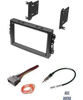 Surprising Amazon Com Asc Audio Car Stereo Radio Install Dash Kit Wire Wiring 101 Photwellnesstrialsorg