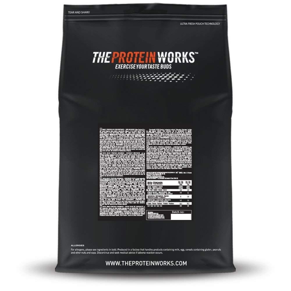 THE PROTEIN WORKS Avena en polvo pura instantánea (Shaker y cacito GRATIS incluidos) - Vainilla - 2kg: Amazon.es: Salud y cuidado personal
