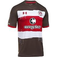 Under Armour 2017-2018 St Pauli Home Football Shirt