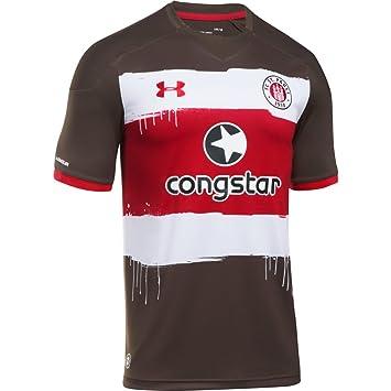 7db3a968 2017-2018 St Pauli Home Football Shirt: Amazon.es: Ropa y accesorios