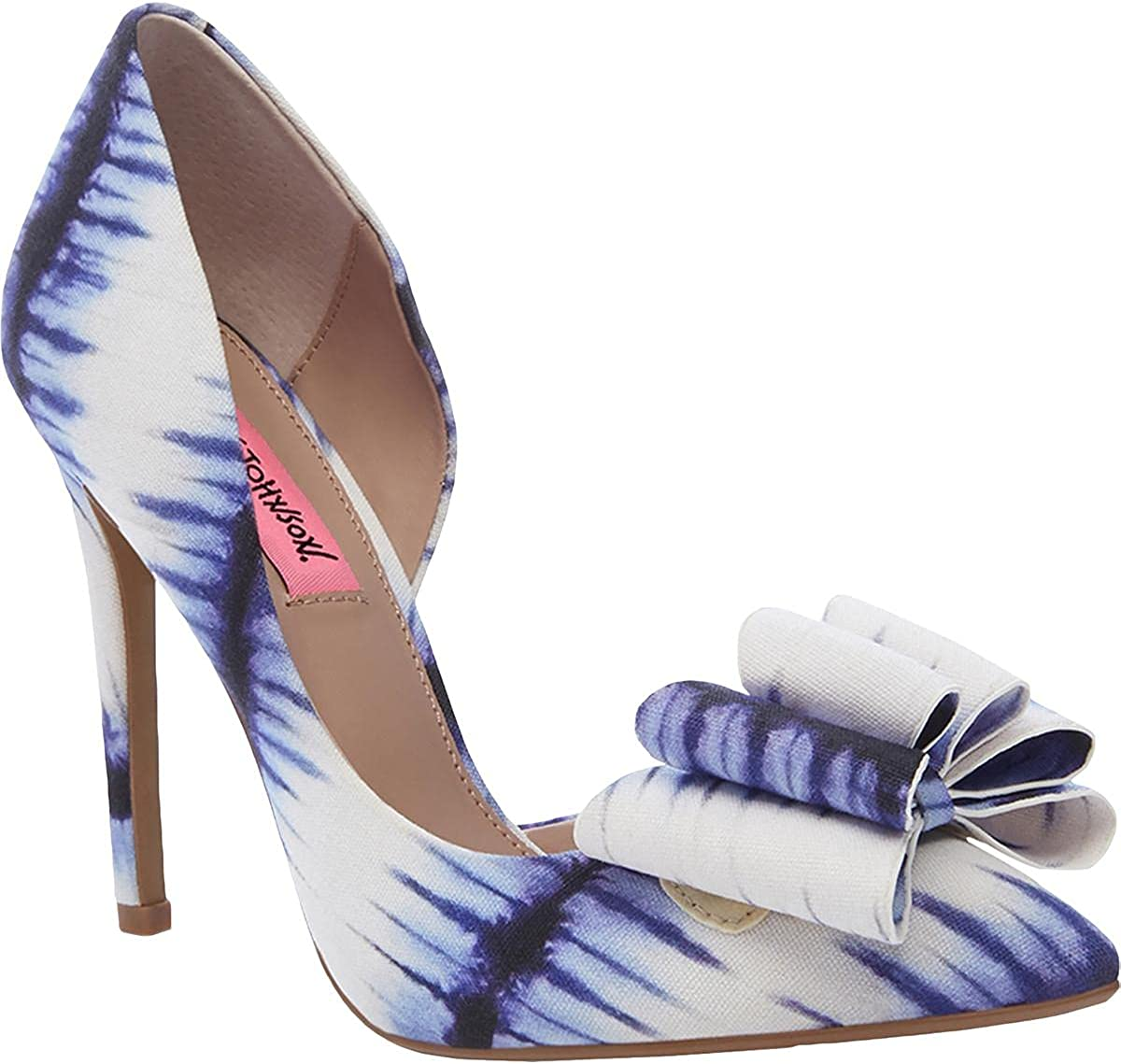 Our shop OFFers the best service Betsey Outlet ☆ Free Shipping Johnson Women's Prince-p Pump