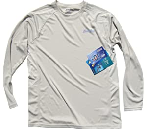 Men's Clothing Useful Bimini Bay Cabo Crew Ii Long Sleeve Shirt