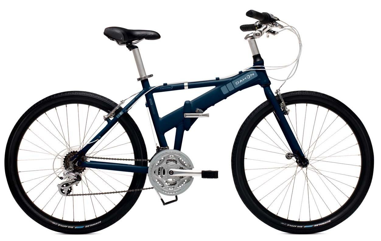 New Dahon Espresso 20'' (Large) Folding Bike - 26'' Wheels