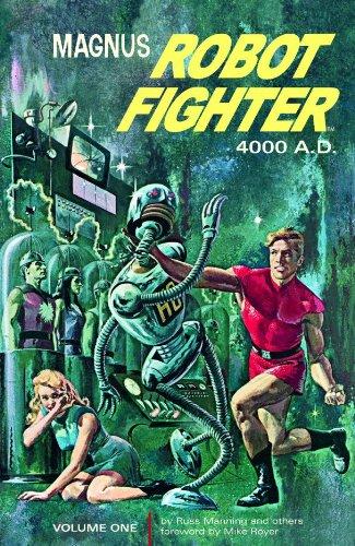 Magnus, Robot Fighter Volume 1 PDF