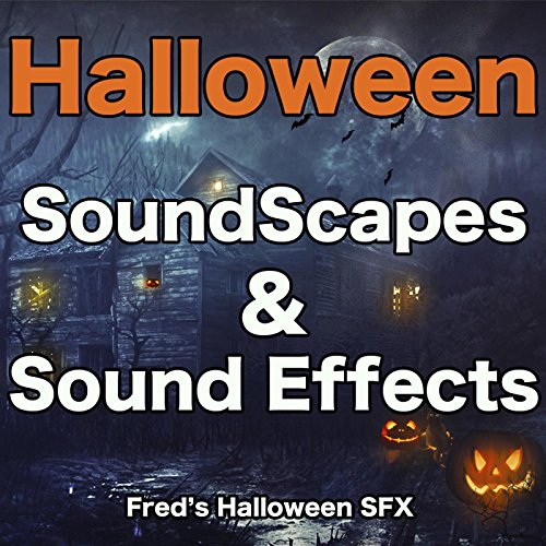 Long Halloween Scream Man Sound Effect ()