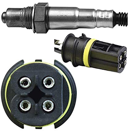 Amazon.com: O2 Oxygen Sensor Direct Fit 4 Wire To Suit Smart FORTWO Coupe/Cabrio 698cc Turbo: Automotive