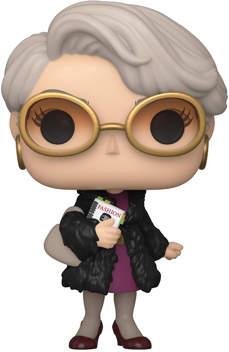 Funko- Pop Movies: Devil Wears Prada-Miranda Priestly Collectible Toy, Multicolore, 45313