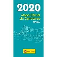 Mapa Oficial De carreteras De España 2020