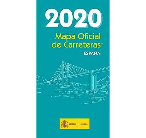 Mapa Oficial De carreteras De España 2020: Amazon.es: Vv.Aa.: Libros