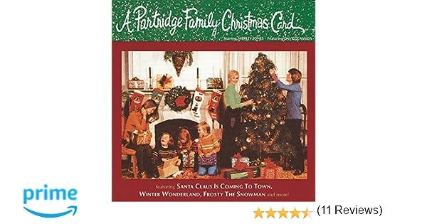A Partridge Family Christmas Card: The Partridge Family: Amazon.ca ...