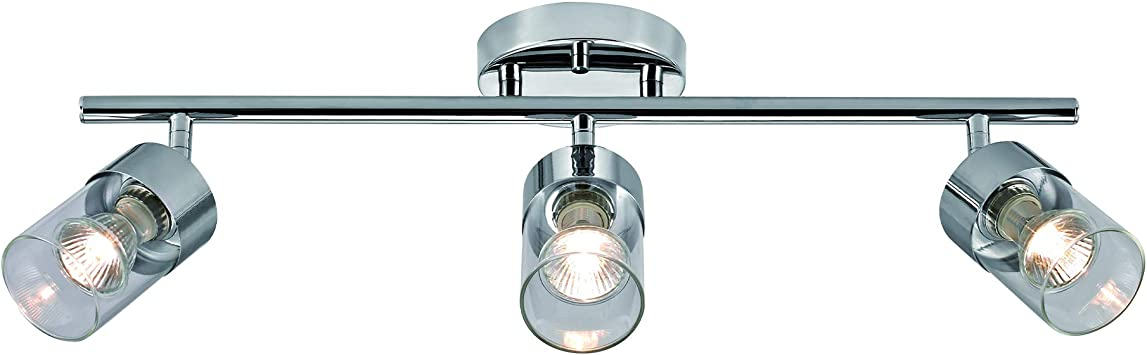 Addington Park 31809 Guia Collection 3 Contemporary Track Light Medium Chrome Amazon Com