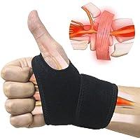 1 paar Verstelbare polssteun Ademende polsband voor fitness, bankdrukken, gewichtheffen biedt handondersteuning Een maat…