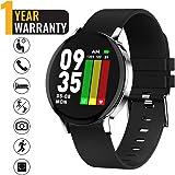 Acko Smart Activity Fitness Watch (Black)