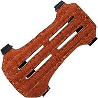 SaniMomo Bogenschießen Armschutz Leicht Armschoner Tragbar Unterarmschutz