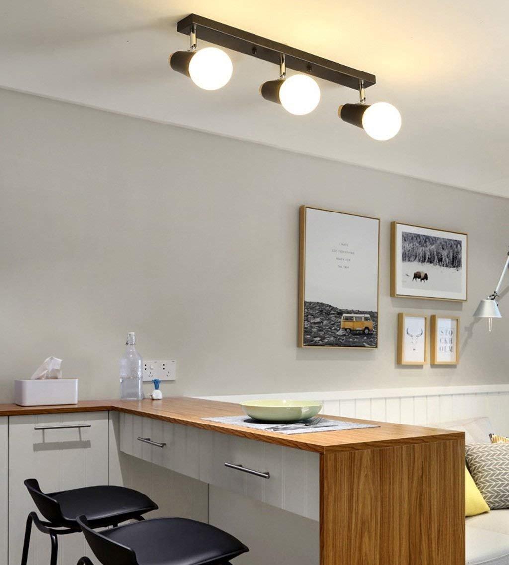 XQY Living Room Ceiling Lamp,Led Pendant Lights Living Room Bedroom Wall  Light Ideas Chandelier Light Simple Bathroom Bathroom Mirror Front Light ...
